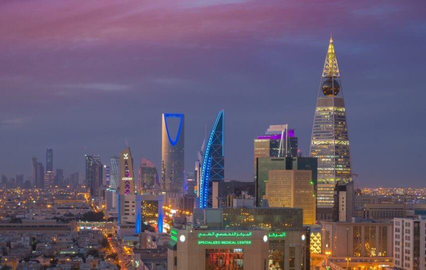 التجارة الالكترونية في المملكة العربية السعودية